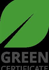 green-certyfikat